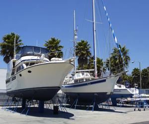 boat yard santa barbara ca