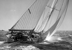 chandlery yacht sales history