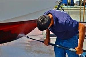 winterize your boat california