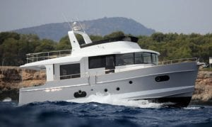 what is a trawler beneteau swift