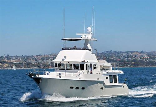 What is a Trawler - Chandlery Yacht Sales Santa Barbara