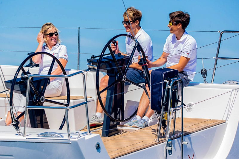 Xyachts xp44 is amazing to sail