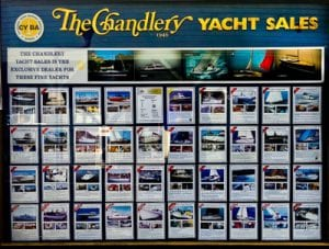 sell a yacht or sell a boat santa barbara