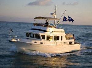 what is a trawler selene