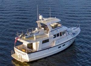 what is a trawler kadey krogen