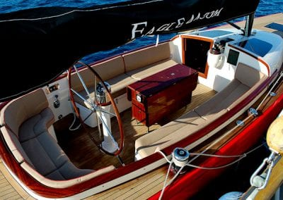 deck view of leonardo