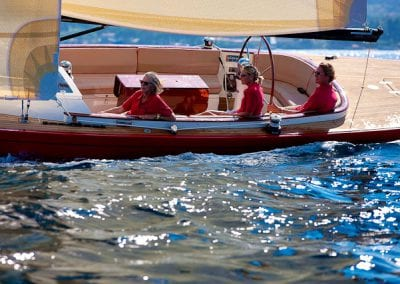 eagle 44 under sail 1