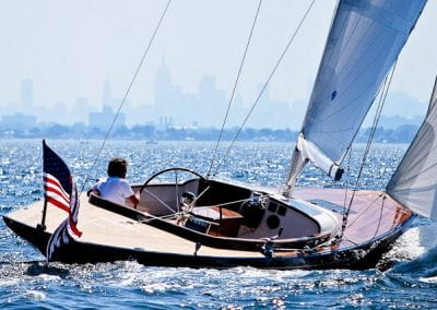 eagle 44 under sail 2