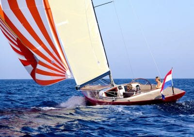 eagle 44 under sail 3