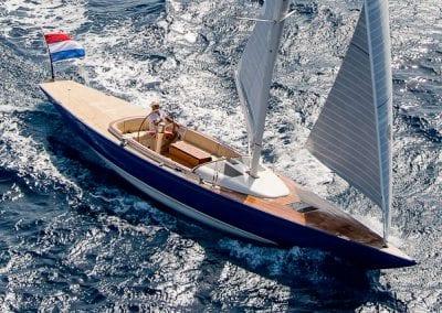 eagle 44 under sail 5