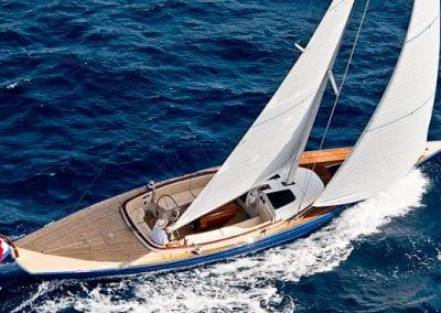 eagle 44 under sail 6