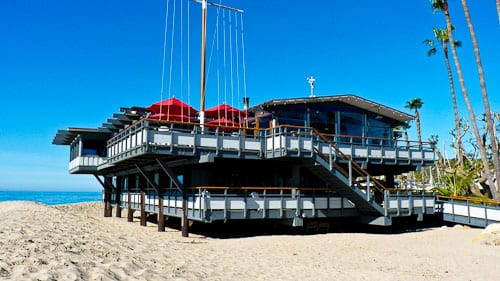 Santa Barbara Yacht Club History
