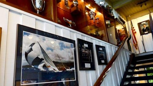 Santa Barbara Yacht Club Interior