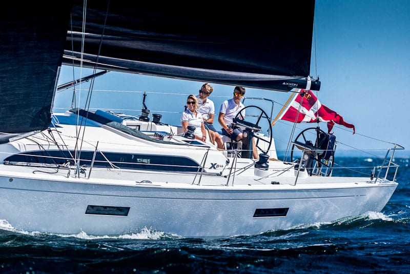 xp44 is an amazing boat from X-Yachts