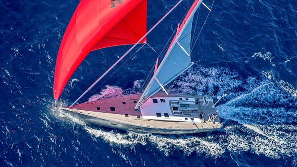 baltic yachts dealer West Coast USA