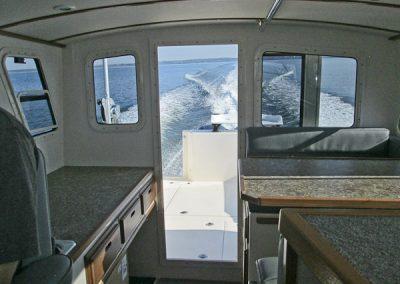 sea sport interior
