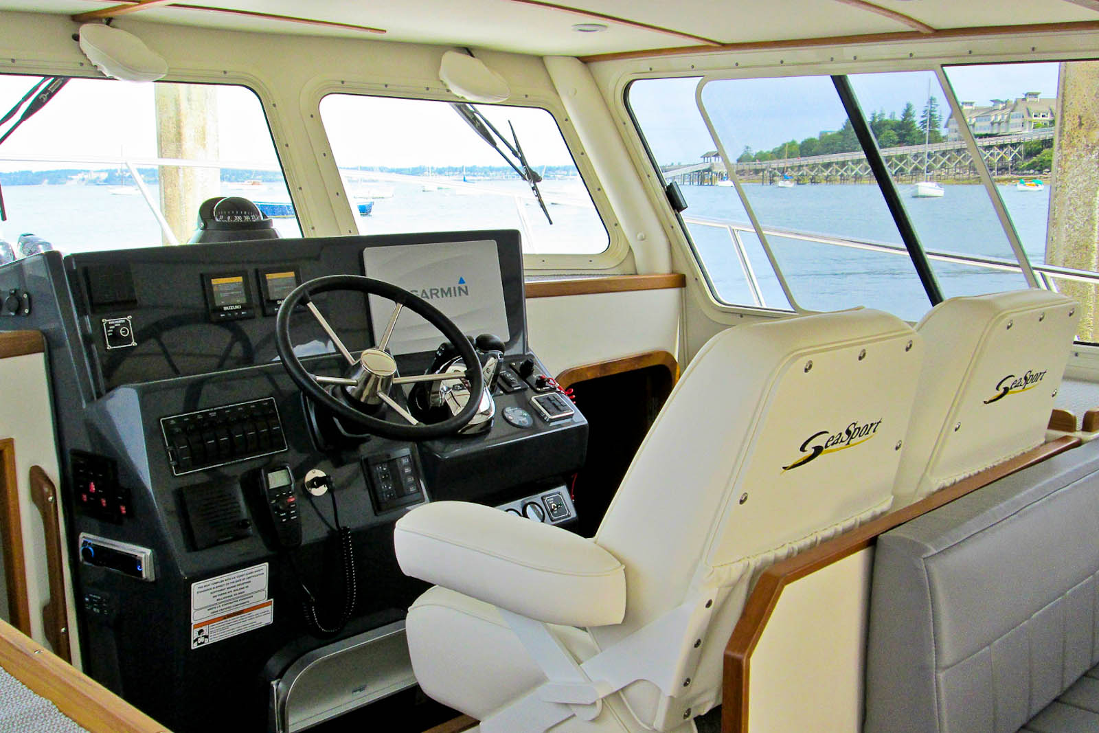 Pacific 32 Catamaran Video