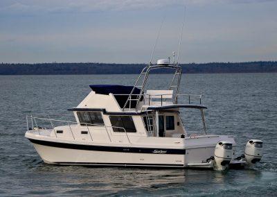 Seasport Pacific 32 Catamaran Dealer