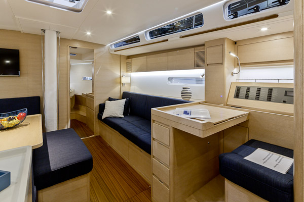 picture of the x49 cabin